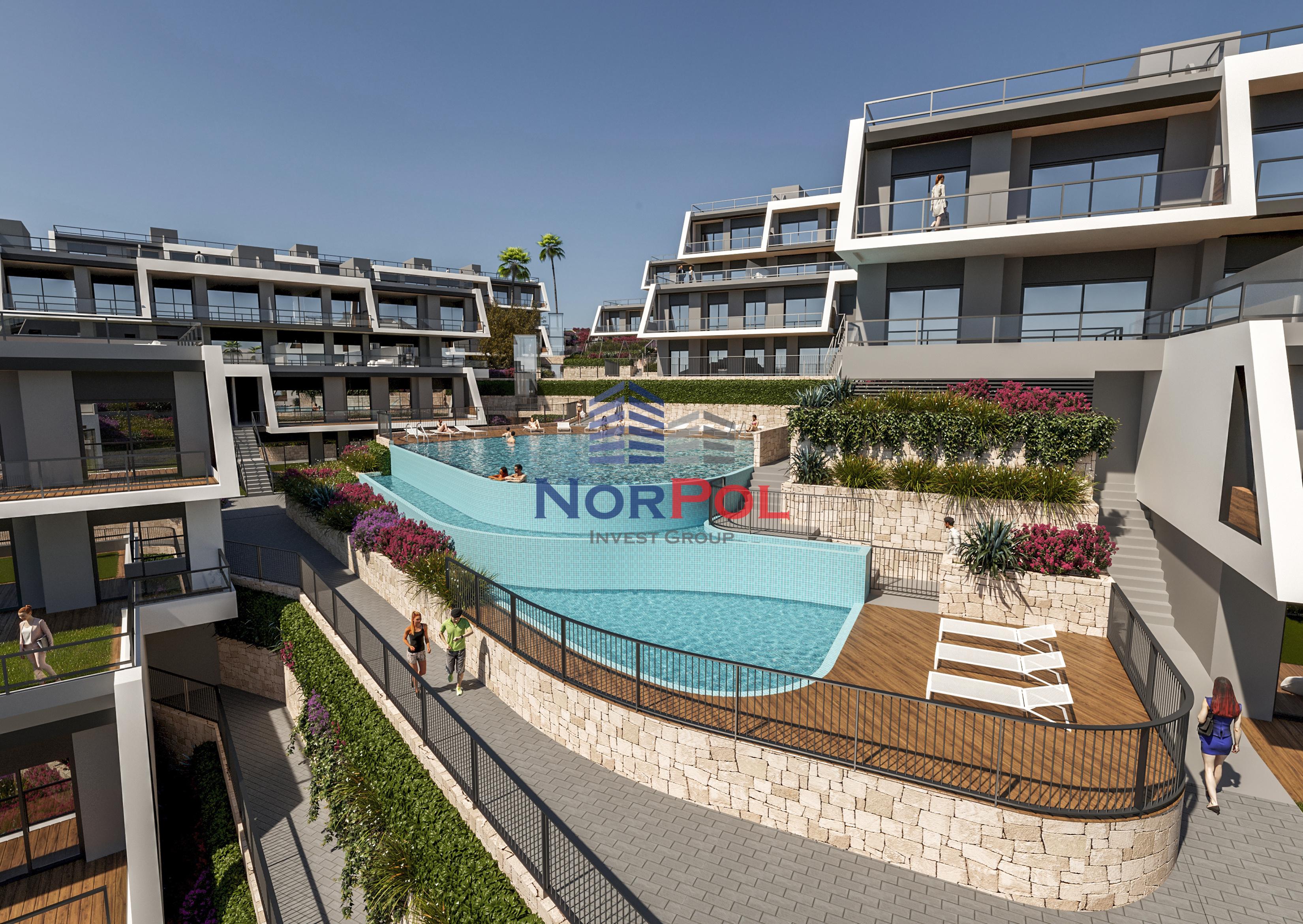 Na sprzedaż niesamowite apartamenty z widokiem na morze.