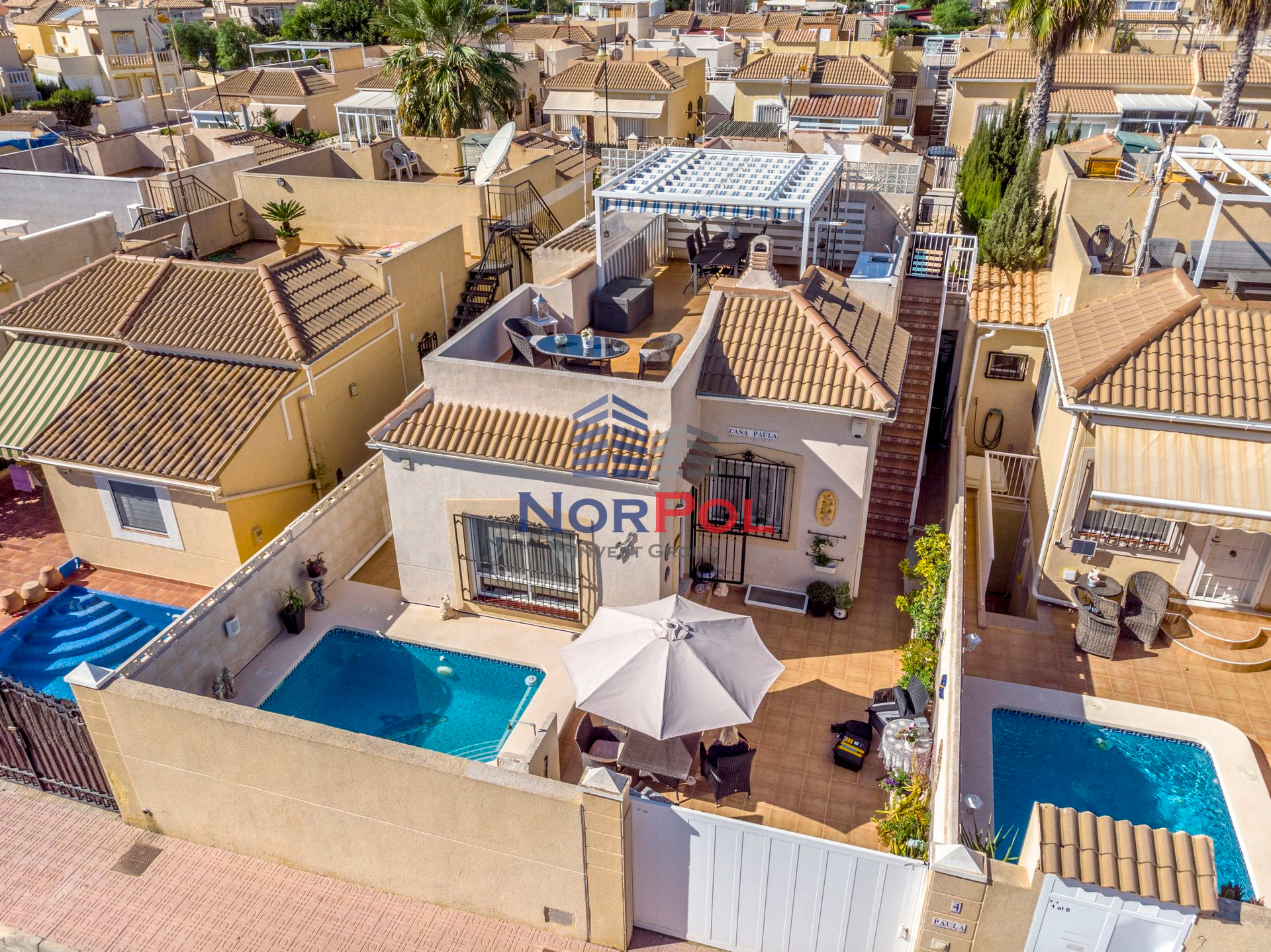 SPRZEDANE !!! Na sprzedaż dom w Torrevieja- Los Frutales